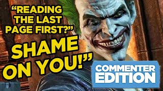 10 Video Games That KNEW You'd Try To Cheat (Commenter's Edition)