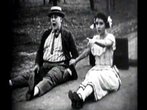 """""""Black Oxfords"""" (1924) with Marceline Day"""