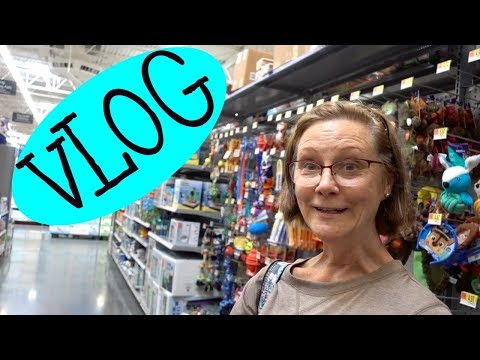 Vlog: Whole Foods, Walmart, Aquanil Cleanser| Dr Dray