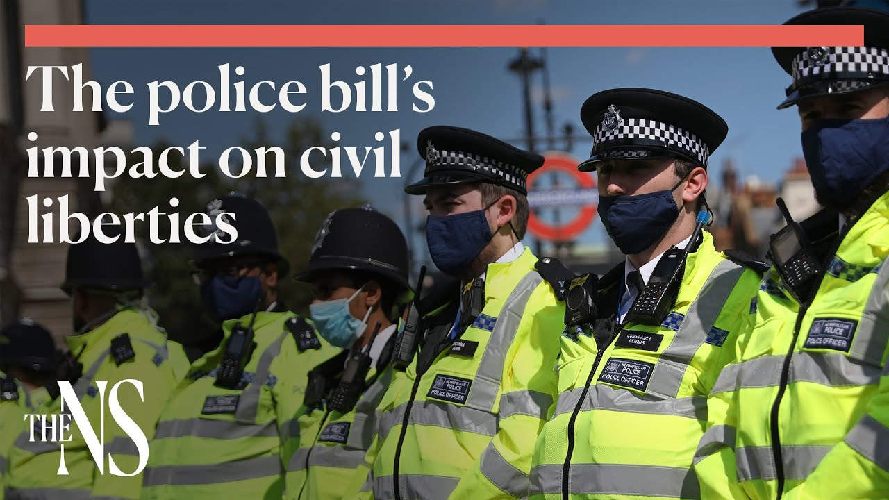 Everything you need to know about the Police Bill