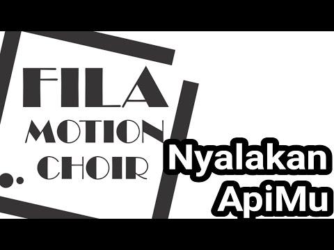Nyalakan apiMu - Gms live - Last Choir feat Ssc