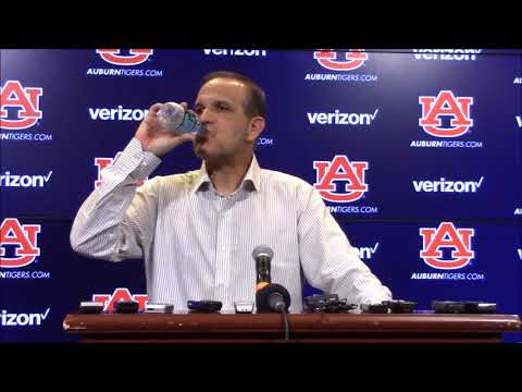 Auburn's Kevin Steele Talks Defense, Facing UCF