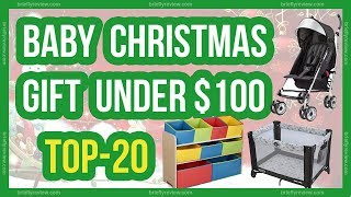 Best Baby Great gifts ideas for Christmas all Under $100