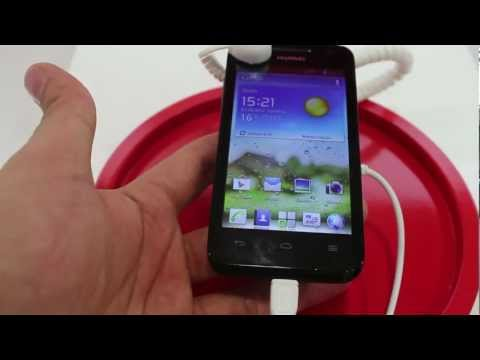 Huawei Ascend G330 Android ICS Smartphone Hands On - iGyaan