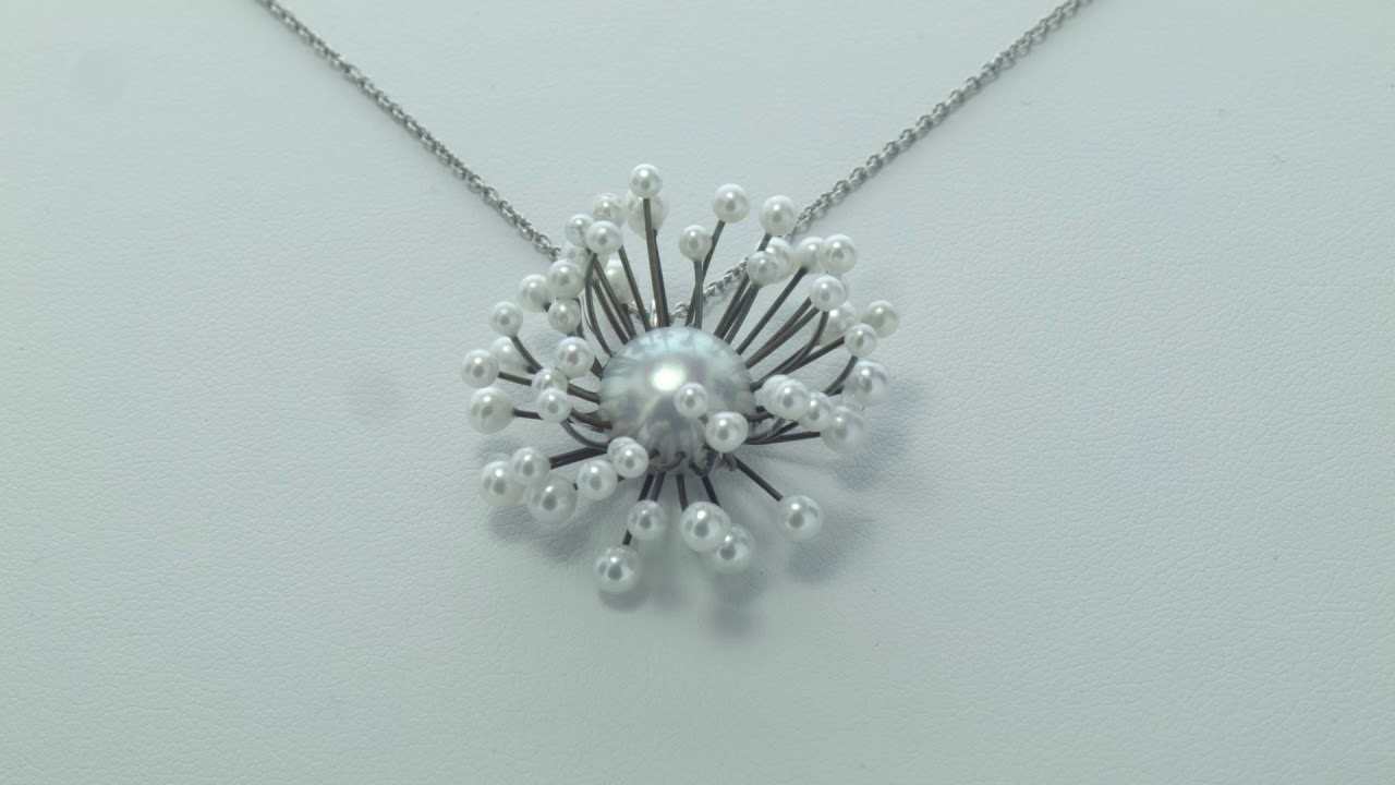 nitinol jewelry - YouTube