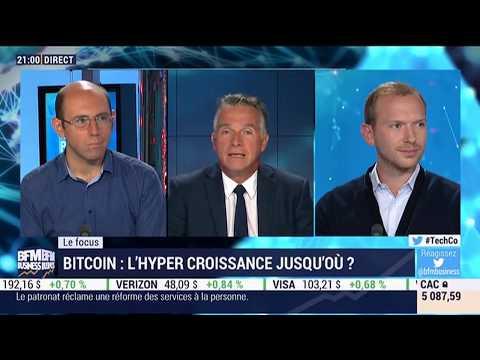 Bitcoin: l'hyper-croissance jusqu'où ? - 21/08