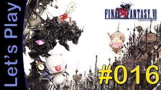 Let's Play Final Fantasy VI (SNES) #16 [DEUTSCH] - Durch den Wasserströmungskanal nach Nikeah