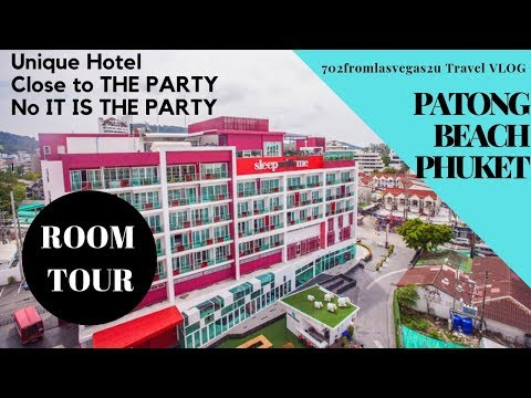 Best Patong Beach Hotel & Room Review