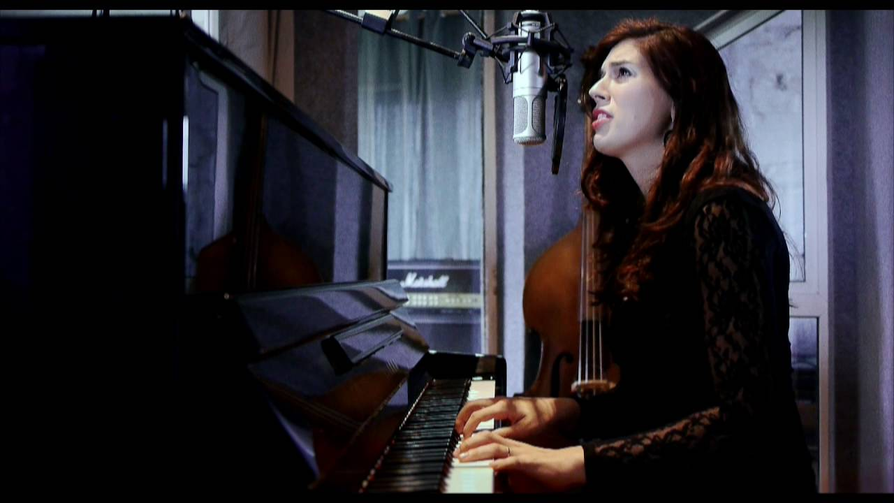Ordinary People | Singer-pianist Paola Vera!