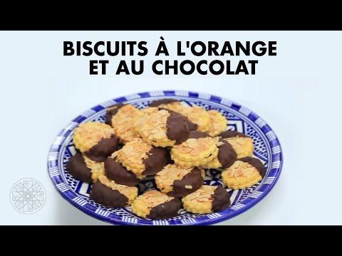 choumicha-:-biscuits-à-l'orange-et-au-chocolat-|-شميشة-:-بسكويت-بالبرتقال-و-الشيكولاتة