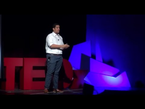 The other F-word | Andrew Riad | TEDxYouth@DAA