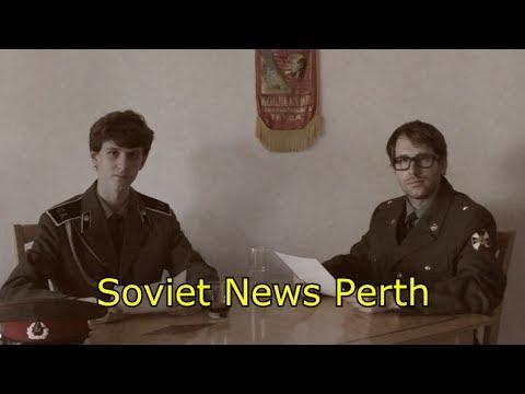 Soviet News Perth