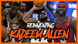 Has Kadeem Allen REINVENTED Himself Into A Starting Point Guard In The NBA? | Knicks Stories #5