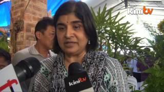 Ambiga: Karpal patriot tulin, tiada penggantinya