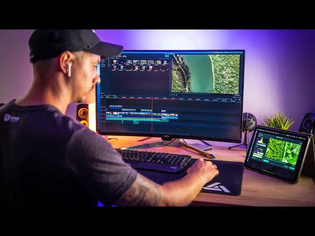 FILMORA 9 - VIDEO EDITING FOR BEGINNERS