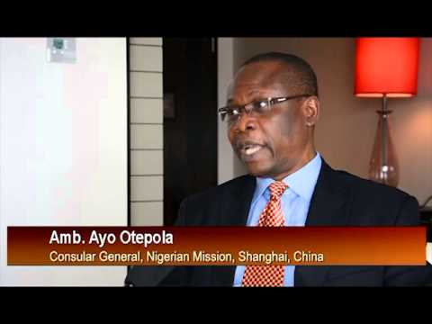 Shanghai China- Nigeria Investment Forum