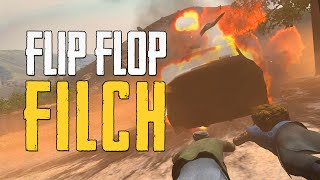 Flip Flop Filch - ARMA 3: Takistan Life (Funny Moments)