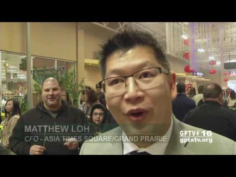 City of Grand Prairie: Asia Times Square Chinese New Year 2017