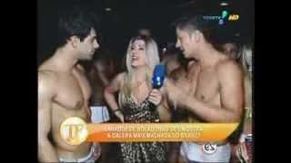 Iris Stefanelli no Concurso Garoto e Garota Fitness Brasil 2013