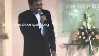 Angels Part-1 - - Tamil Christian  sermon by Rev.Paul Thangiah