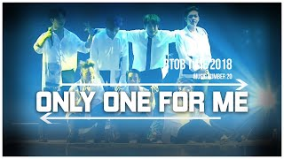 20. BTOB TIME This is US - Only One For Me Live Stage