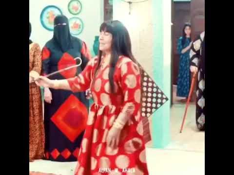 رقص هدى حسين في وصاة أمي Youtube