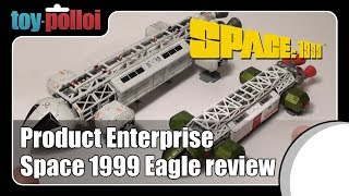 Toy Review - Space 1999 Eagle transporter by Product Enterprise