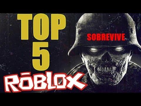 Los Mejores Juegos De Roblox Tagged Videos On Videoholder