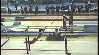 Parallel bars - Gymnast 12 (Voronin Cup 2012)