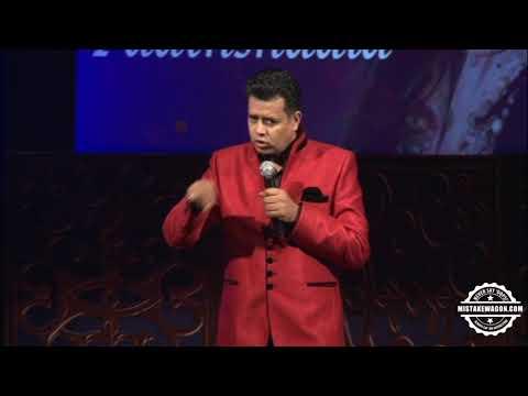 Prashant Rao - Comedy Sequence III   Gujarat Club Calcutta (GCC) - 2013