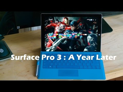 surface pro 3 one year review youtube. Black Bedroom Furniture Sets. Home Design Ideas
