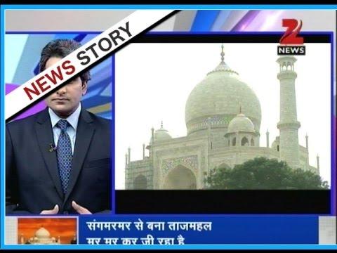 DNA: Analysis of degrading beauty of Taj Mahal