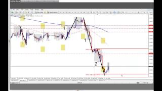 Live Forex Room Training Session - February 21st 2013
