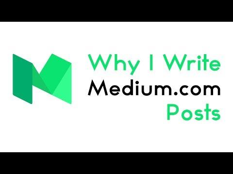 Why I Write Medium.com Posts | Social Media Growth Hacking Tips & Tricks