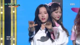 뮤직뱅크 Music Bank - HAPPY - 우주소녀 (HAPPY - WJSN).20170721
