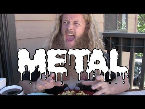 Alan Thralls Workout Playlist: Metal 101
