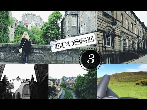 Road to Scotland #3 | Dean Village, Harry Potter et Arthur's Seat