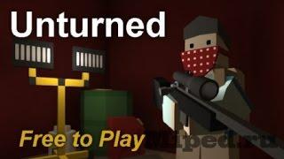 как сделать спальник в Unturned