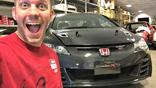 The million dollar Honda Civic?