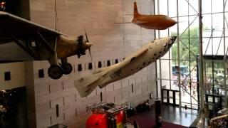 Русские туристы в Америке: Вашингтон, Музей Авиации(Снято во ремя путешествия по США в 2011 году., 2011-07-04T06:37:12.000Z)