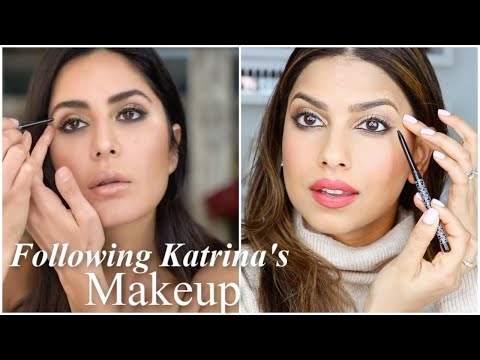 I Followed KATRINA KAIFs Makeup Tutorial... YIKES!