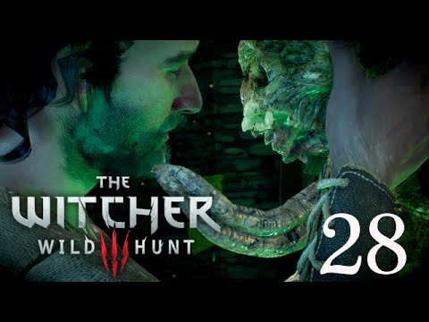 A Towerful of Mice Quest | Witcher 3 Wild Hunt | PS4 Xbox One PC | Part 28