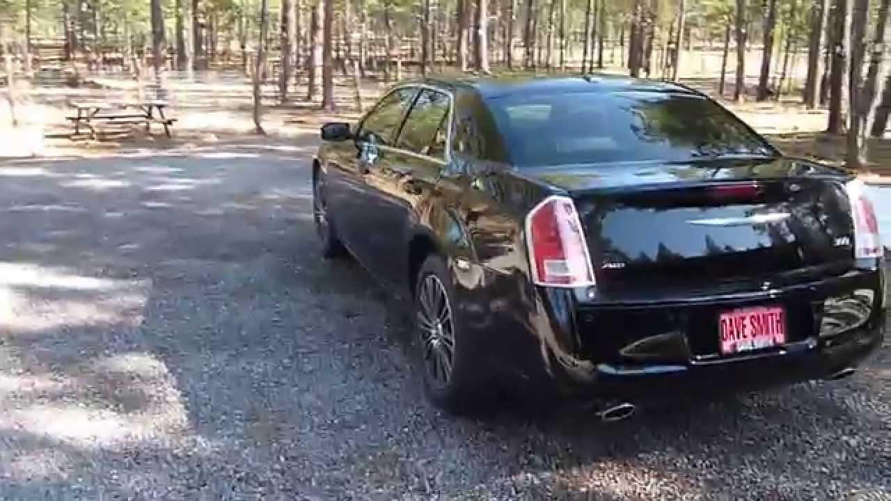 2014 Chrysler 300 S Awd Hemi Review Youtube