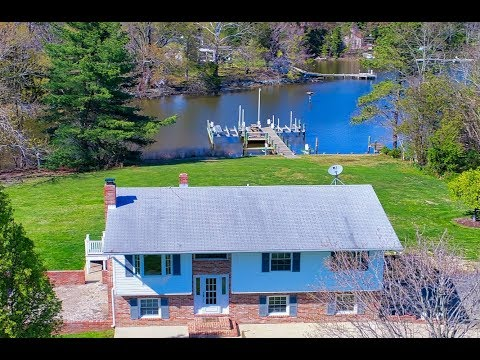21405 Canoe Neck Way - Waterfront Horse Property Southern Maryland