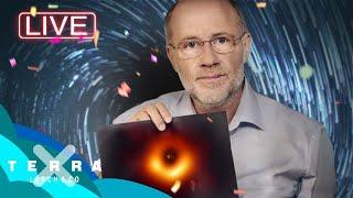 Das erste Foto eines Schwarzen Lochs LIVE | Harald Lesch (REUPLOAD)