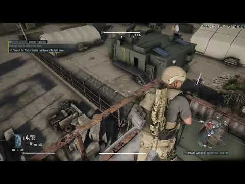 Tom Clancy's Ghost Recon Breakpoint MIssion Part 3 Brother VS Brother