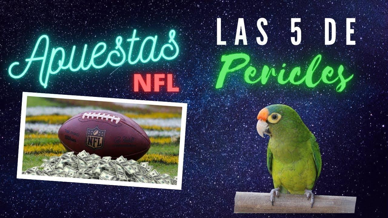 RECOMENDACION DE APUESTAS PLAYOFFS NFL | LAS 5 DEL PERICO | NOTICIAS NFL