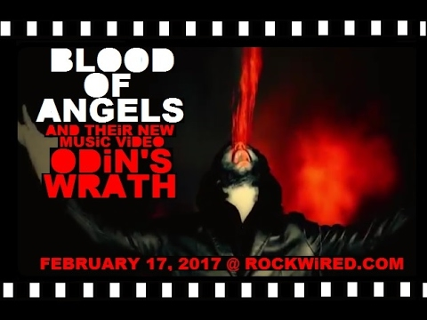 "BLOOD OF ANGELS - ""ODIN'S WRATH"" 