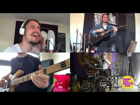 Gerry Son & The Smokin' Gun. Steal (Acoustic Lockdown Video)