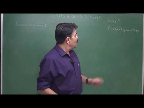 Unit& Measurement - Vivek Phalke PHYSICS